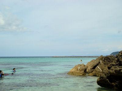 いい天気、大浜大好き